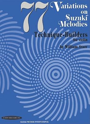 77 Variations on Suzuki Melodies By Star, William (COP)
